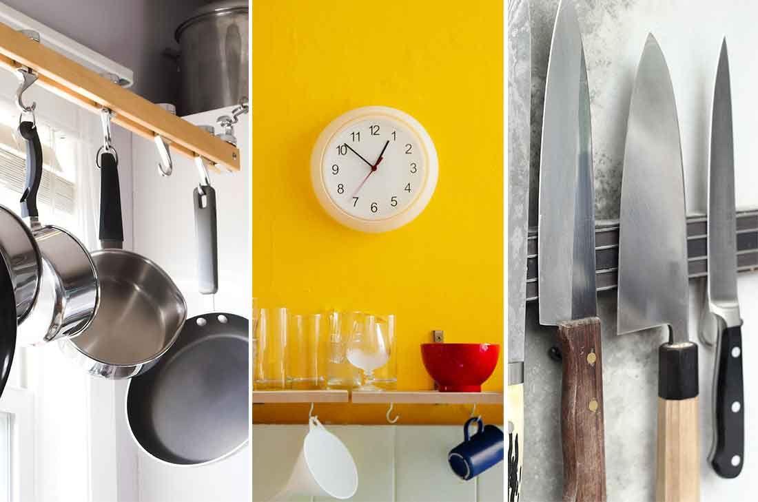 Cómo Optimizar Y Aprovechar El Espacio De Tu Cocina Tips Decoraciones De Casa Espacio Decoraciones Del Hogar