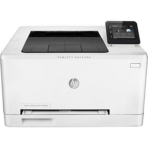 Hp Laserjet Pro M252dw Wireless Color Printer Hp Http Www Amazon Com Dp B00s74jahk Ref Cm Sw R Pi Dp 3d8wwb1g7fhxh Laser Printer Color Printer White Toner