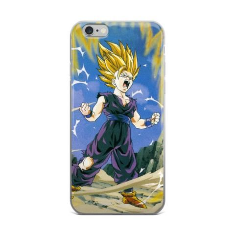 Dragon Ball Z Super Saiyan Gohan iPhone 4 4s 5 5s 5C 6 6s 6 Plus 6s Plus 7 & 7 Plus Case - JAKKOUTTHEBXX - Dragon Ball Z Super Saiyan Gohan iPhone 4 4s 5 5s 5C 6 6s 6 Plus 6s Plus 7 & 7 Plus Case iPhone 6 6s 6 Plus Phone Case/Skin - JAKKOU††HEBXX - JAKKOUTTHEBXX