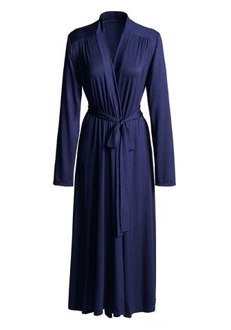 micromodal long robe | Naked Princess