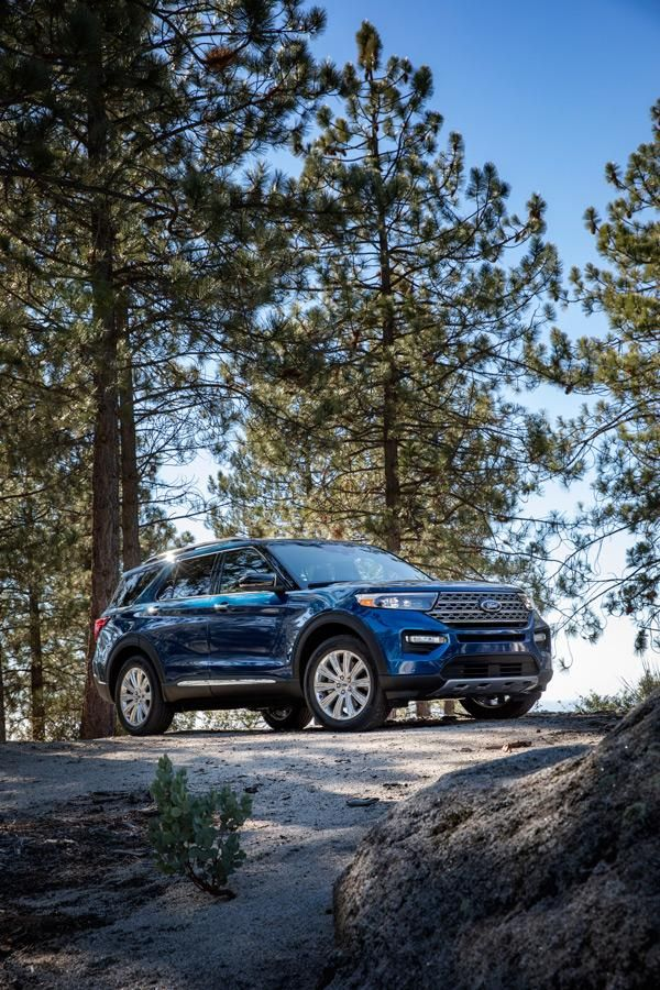 2020 Ford Explorer Preview and Off Road Numbers Released