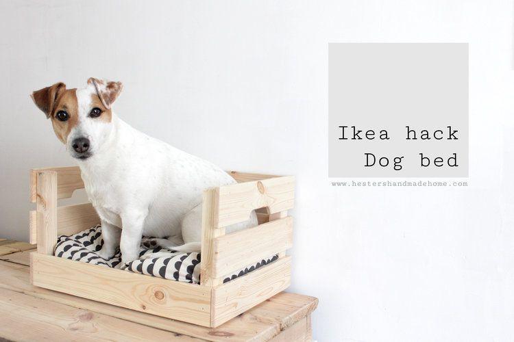 Ikea Hack Dog Bed Ikea Crates Ikea Dog Ikea Hack