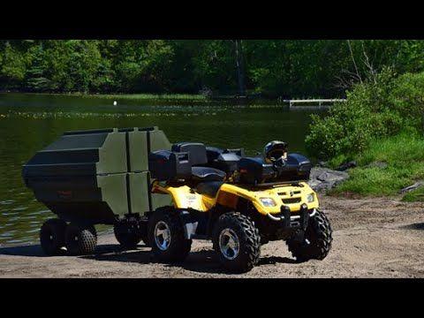 Tetra-POD clamshell trailer - Get it on Amazon:  http://www.amazon.com/dp/B015MQEF2K - http://outdoors.tronnixx.com/uncategorized/tetra-pod-clamshell-trailer/