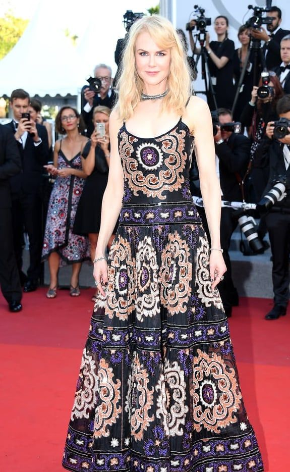 This Is What Nicole Kidman's Natural Hair Color and ...
