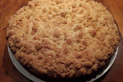 Bester Streuselkuchen der Welt | Backen | Food, Pie und Cake
