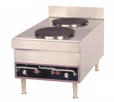 Toastmaster Hot Plate Electric Techp113272 Hot Plate Countertop Electric 15 W 2 1950w 9 Burners Infinite