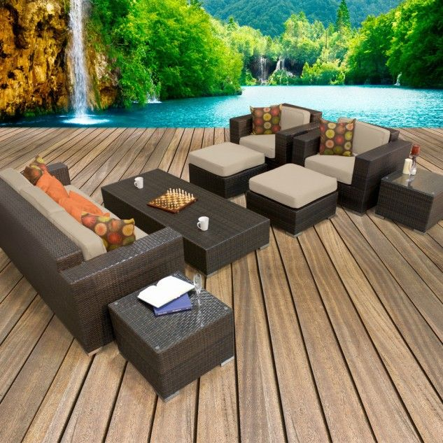 17 Fancy Outdoor Patios For Your Utmost Relaxation - Top ... on Fancy Outdoor Living id=55221