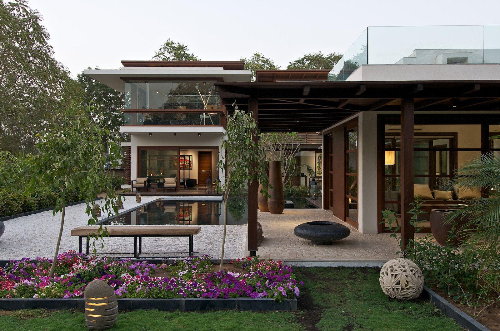 Modern Tropical House Design Homes