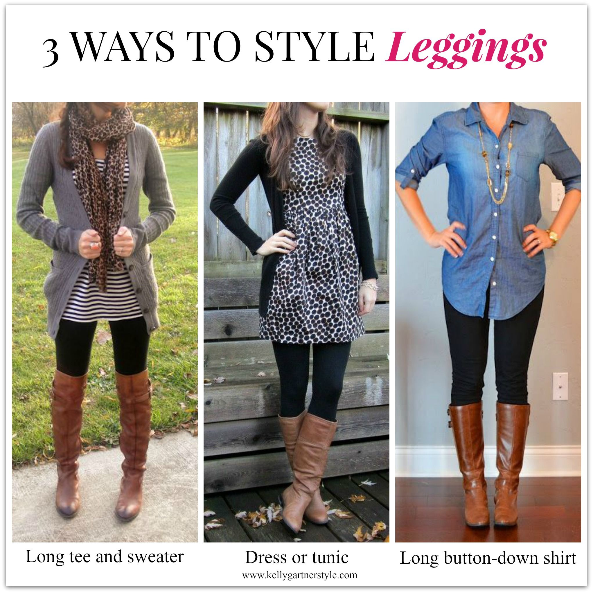 What to Wear with Leggings  b08c5c0ec