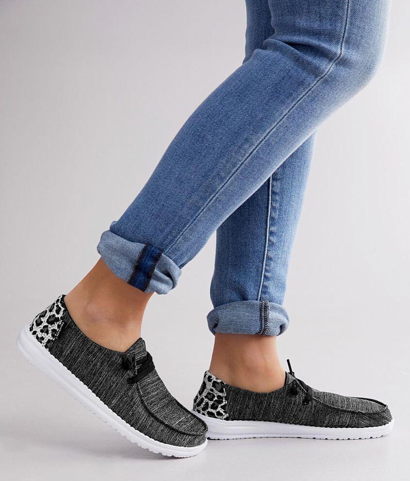Hey Dude Wendy Stretch Shoe - Women's