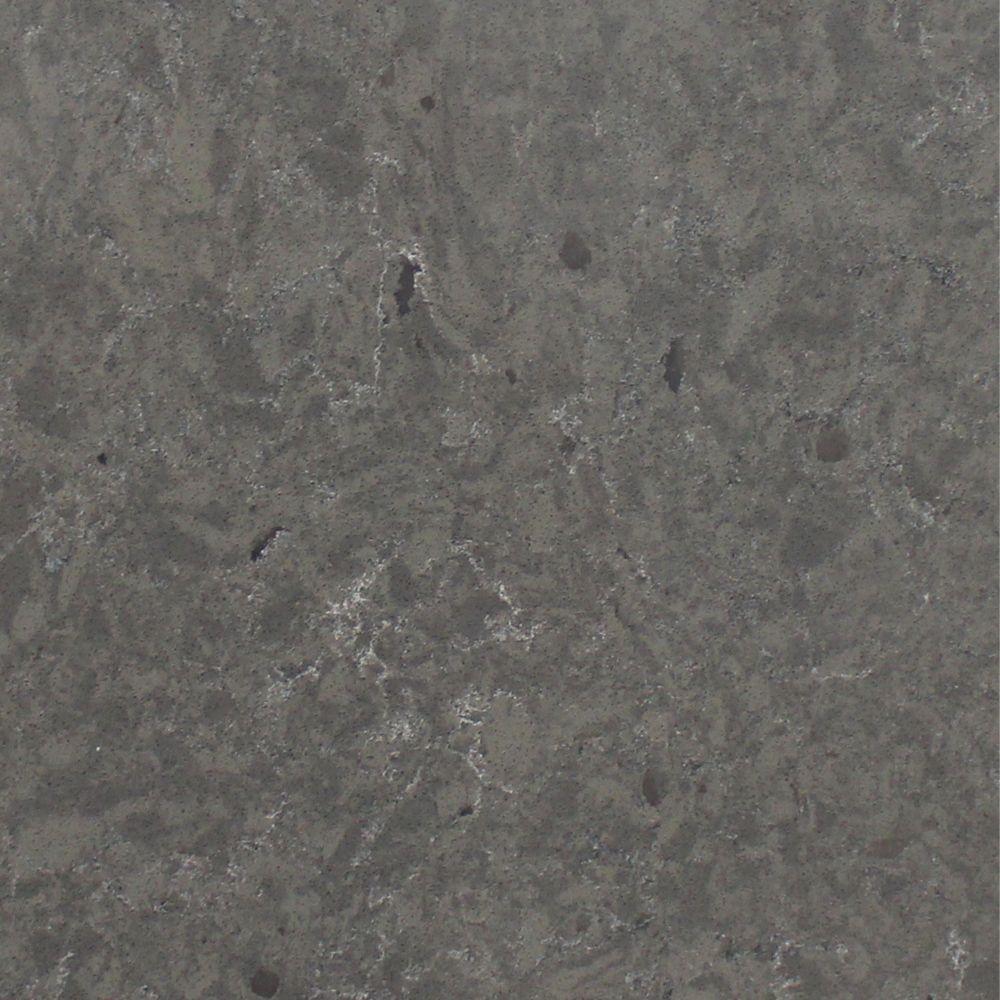 Best Q Quartz Babylon Gray Kitchen Countertops Quartz 400 x 300