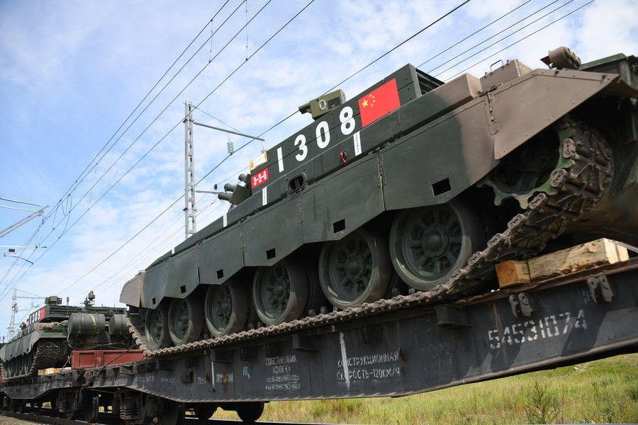 300k Troops Thousands Of War Machines Russia Starts Biggest