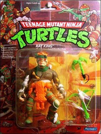 Belt for Rat King TMNT Teenage Mutant Ninja Turtles Accessory Vintage