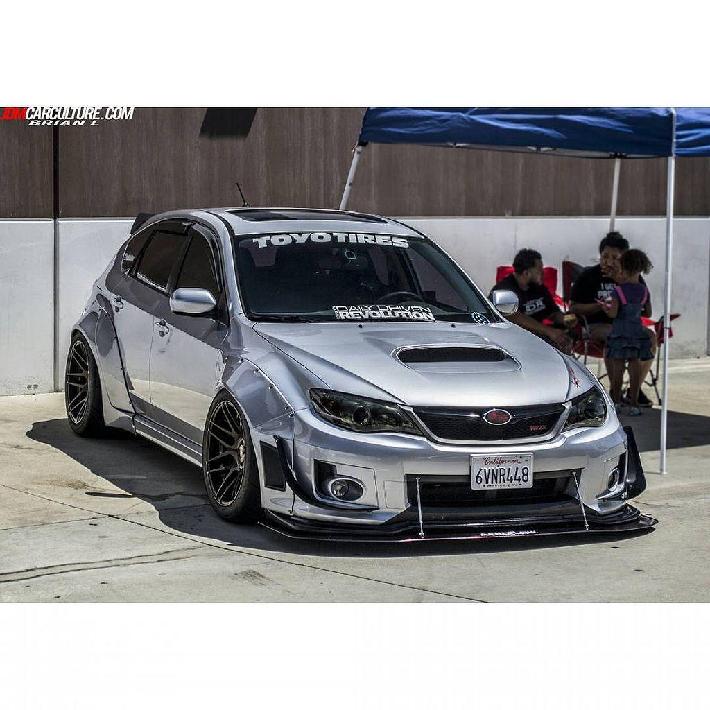 Ideas Modified Subaru Imperza Hatchback Cooper Car Mods