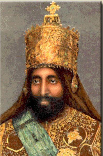 Haile Selassie I (1892 – 1975), born Tafari Makonnen, was ...