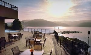 Groupon Stay At D Monaco Luxury Villas Resort On Table Rock Lake In Greater Branson Mo Deal Price 265
