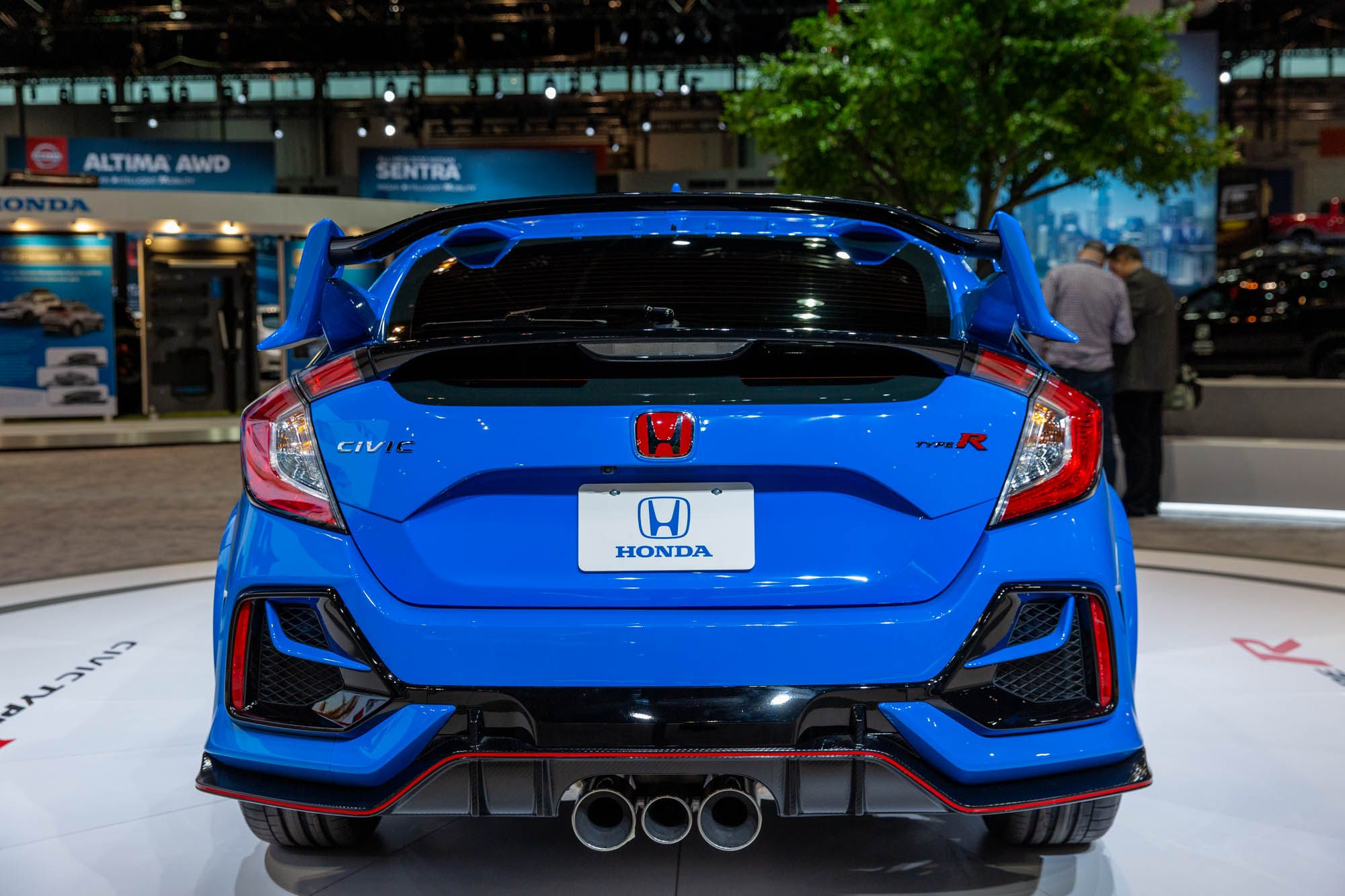 2020 Honda Civic Type R brings upgrades, trackfocused