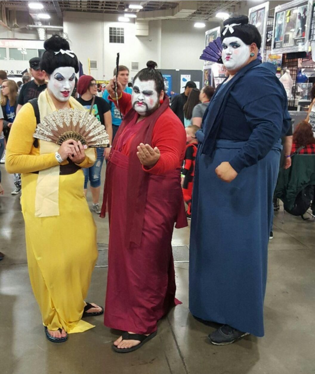 50 Enchanting Group Halloween Costume Ideas Inspired From ...