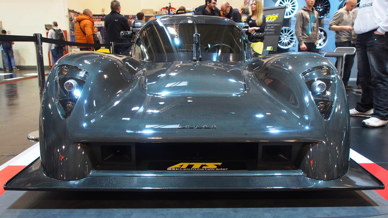 Fahlke Larea GT1 at Essen Motorshow - Exterior Walkaround