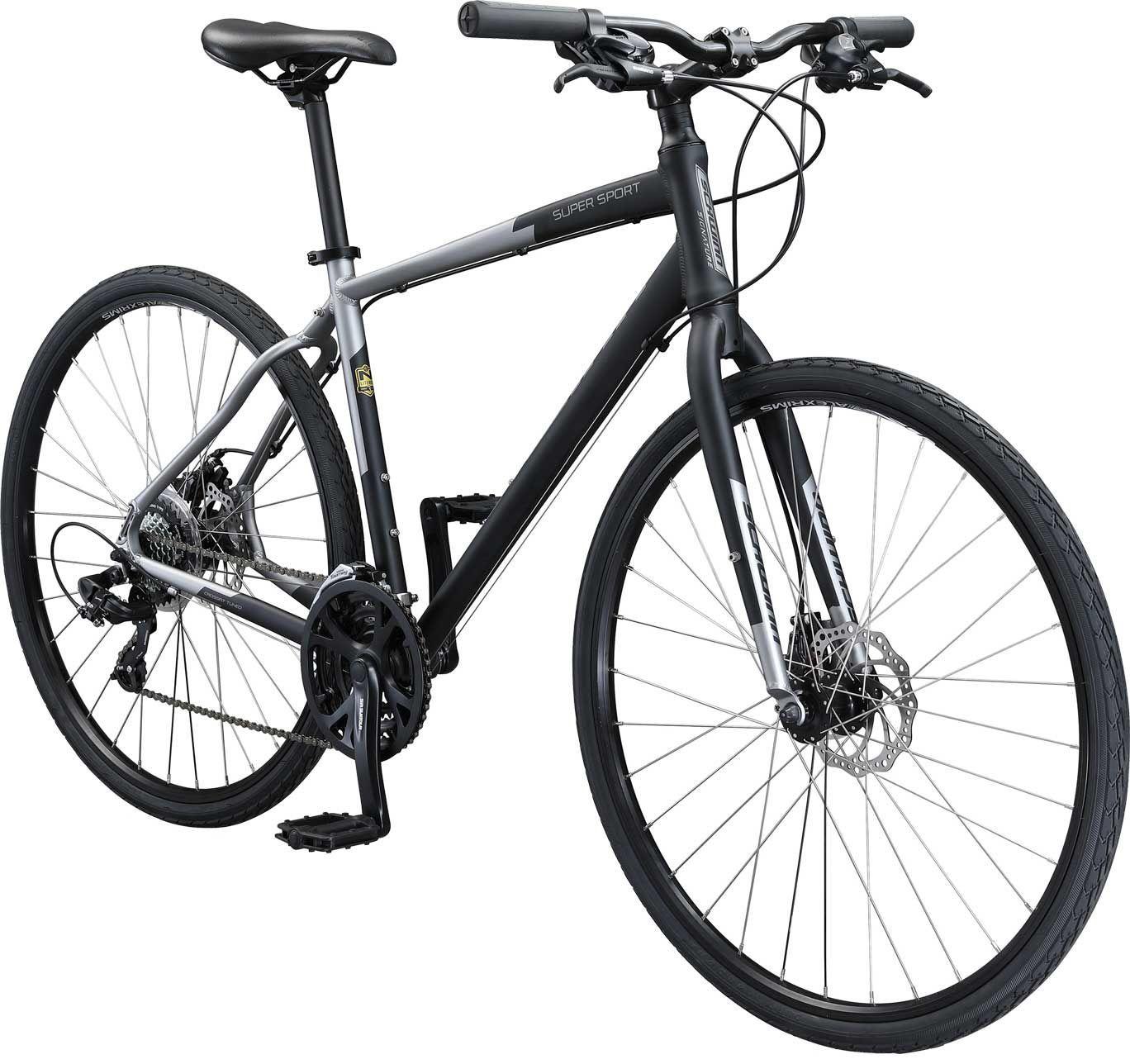 Schwinn Signature Men's Super Sport Hybrid Bike, Size 17