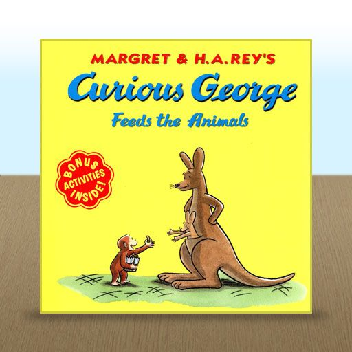 Curious George Feeds the Animals by H.A. and Margret Rey