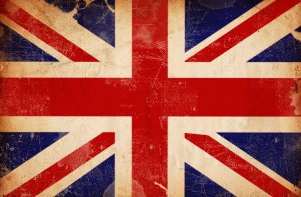 London Flag Vintage British