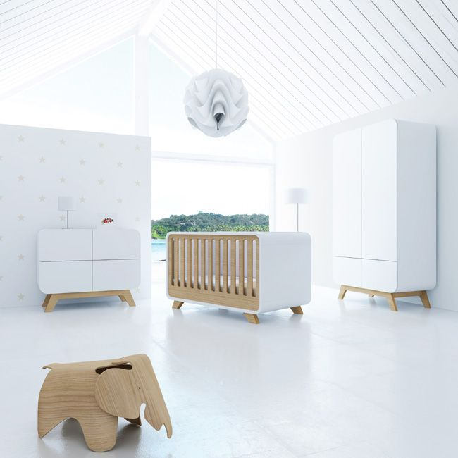 Preciosa habitación infantil PREMIUM KURVE ESSENCE de Alondra ¡Una ...