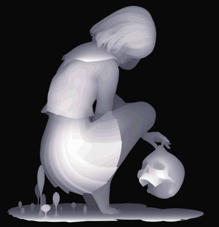 ☆ Surrealism Artist :→: Kazuki Takamatsu ☆ | ZBrush Alphas ...