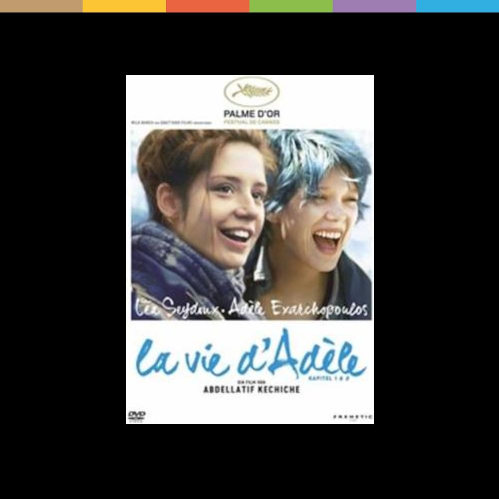 La Vie Dadèle (2013, DVD) | Adele, Verliebt, Leben