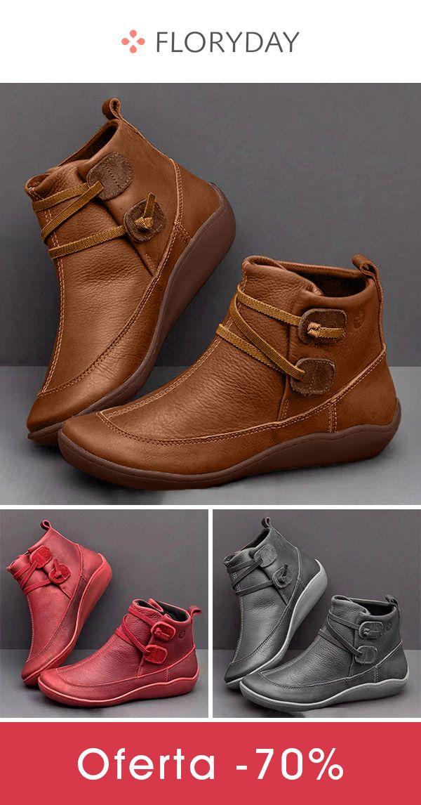 Zapatillas de mujer con suela plana