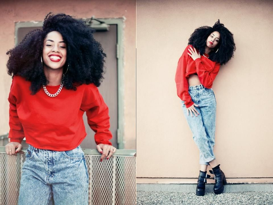 90s Hairstyle: Big Hair & 90's Style