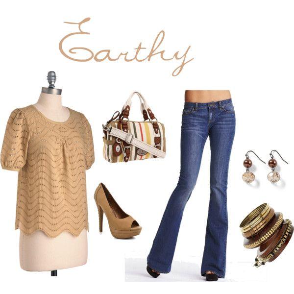 Earthy, created by danielle-krenn