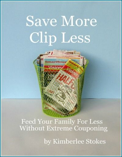 recovery from extreme couponing and ways to save without clipping coupons