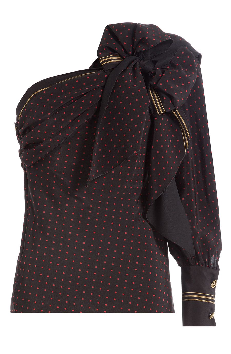 PHILOSOPHY DI LORENZO SERAFINI Asymmetric Blouse. #philosophydilorenzoserafini #cloth #blouses