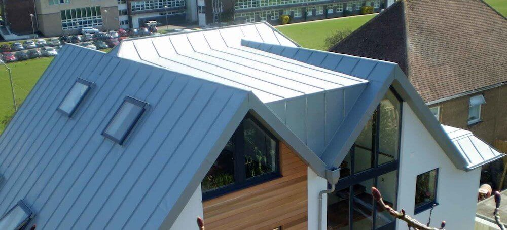 2019 Zinc Roof Cost Zinc Roofing Prices Zinc Roofing Materials Pros Zinc Roof Roof Cladding Roofing Prices