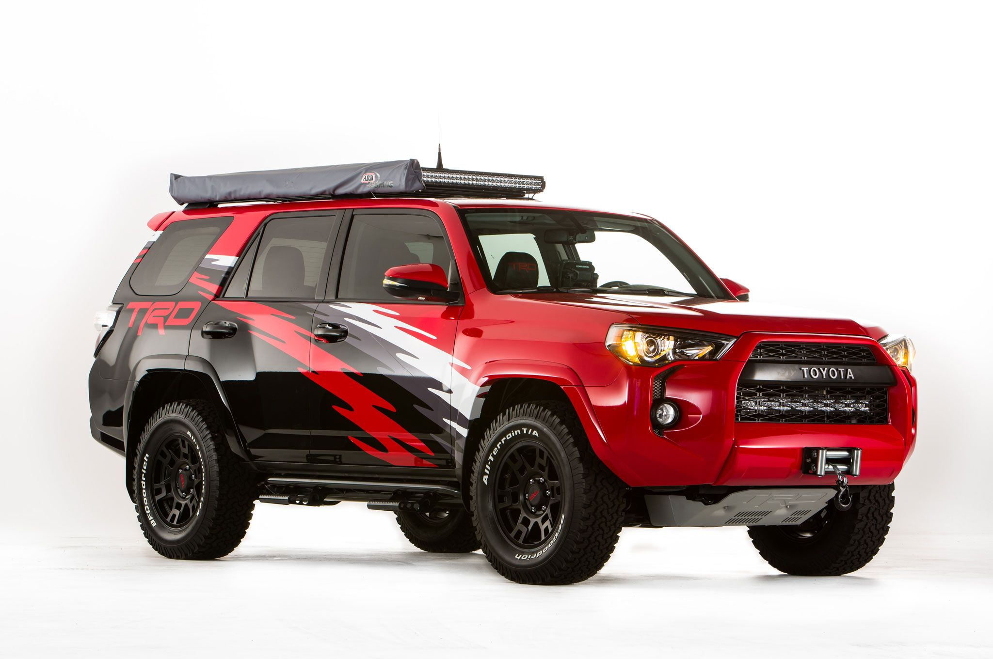 2017 4runner trd pro page 2 toyota 4runner forum largest 4runner - 2015 Toyota Trd Tacoma And Tundra Chase Trucks To Offer Baja 1000 Race Support