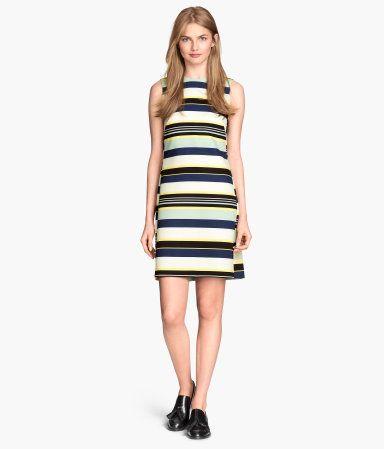 H M Sleeveless Dress 34 95 Fashion Clothes Women Fashion Dresses Casual Ladies Dress Jumpsuits