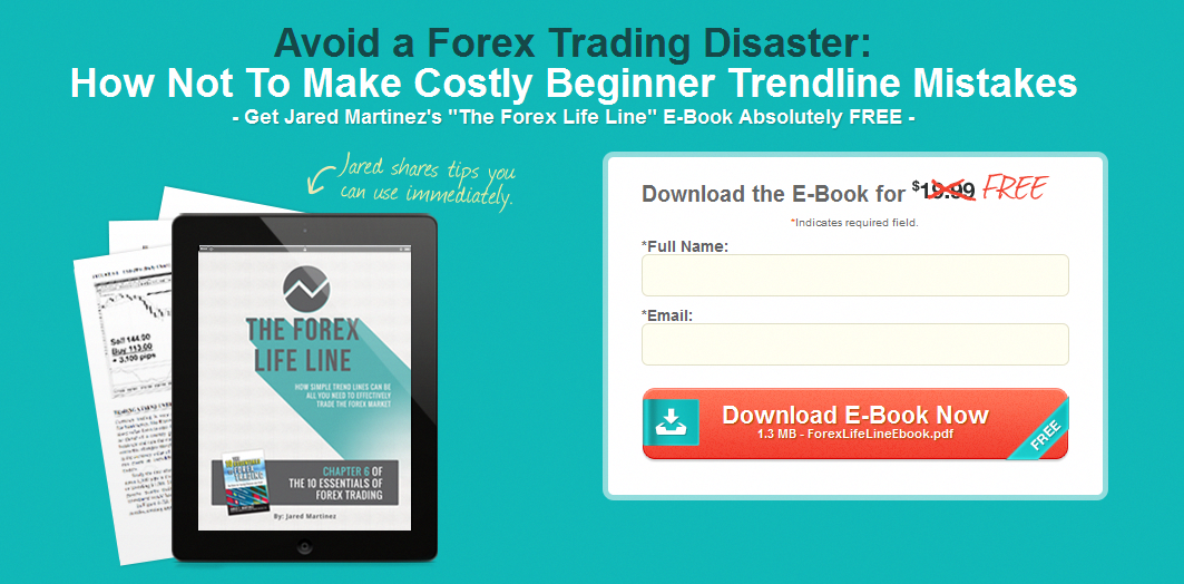 Free Forex Life Line Ebook | Market Traders Institute