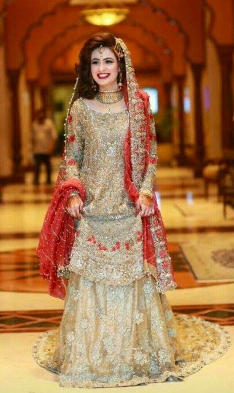 384bbeb59f Pakistani Girl wedding dresses | Wedding dresses in 2019 | Wedding ...