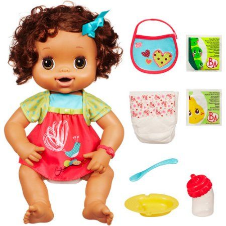Baby Alive My Baby Alive Doll Brunette Baby Alive Dolls Baby Alive Baby Alive Food