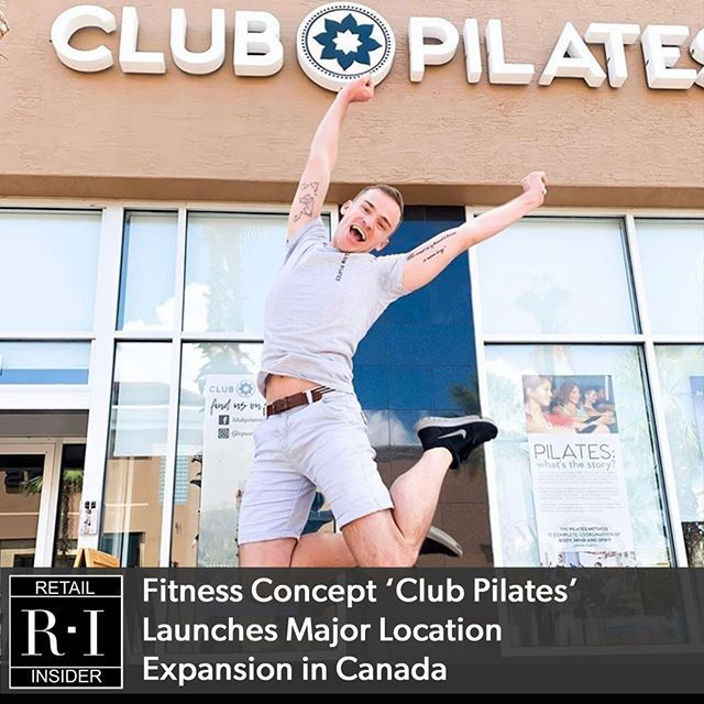 Fitness Concept Club Pilates Launches Major Location Expansion in Canada  The wo...  Fitness Concept...