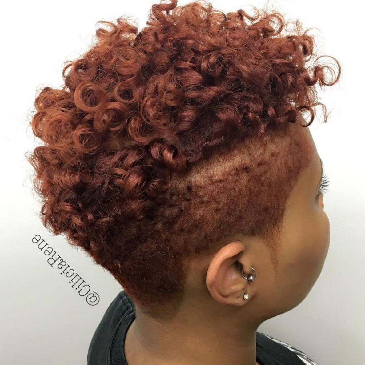 cute tapered natural hairstyles for afro hair future hairstyles