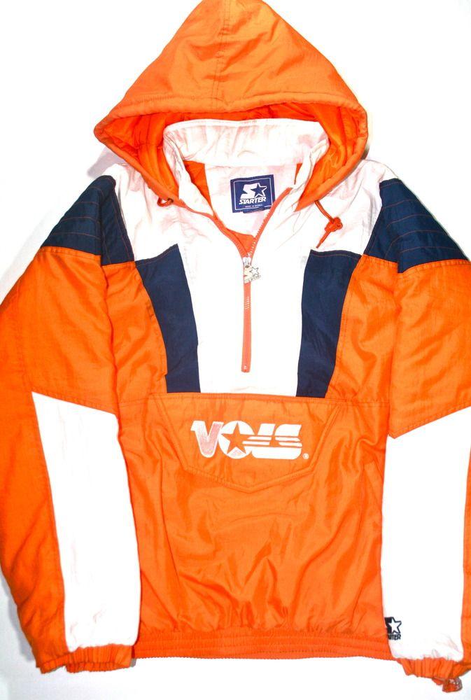 de3fa6f04 Vintage 90 s Tennessee Vols Starter Jacket Mens Size XL available at  vintagemensgoods.bigcartel.com