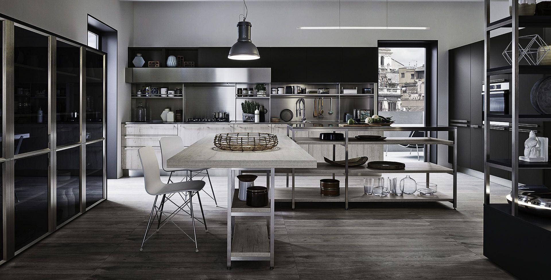 197 Piermarini Design Roma cucina moderna a roma