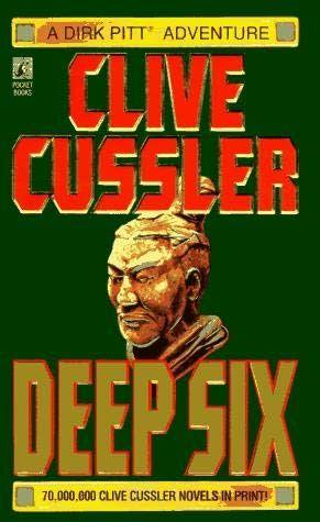 Deep Six      (Dirk Pitt, book 7)    by    Clive Cussler