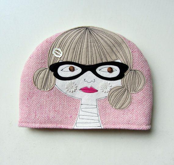 Geek Girl Tea Cosy