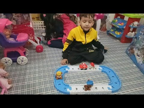 العاب اطفال 3 سنوات سيارات كرتون دوريات المخلاب Pawpatrol Toys