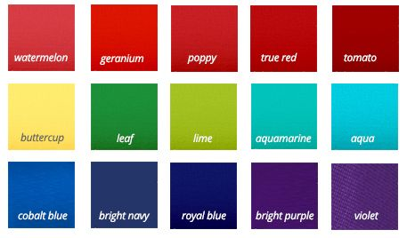 Paintbox Spring Best Colors Is A Clification Used By House Of Colour To
