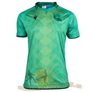 Odia motor Suposiciones, suposiciones. Adivinar  Segunda Camiseta Real Sociedad 2019 2020 Verde Nuevas Camisetas Futbol | Camiseta  real sociedad, Camisetas deportivas, Camisetas