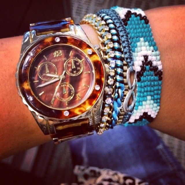 Arm party! #armcandy #summer #fashion #accessories #trend #regram